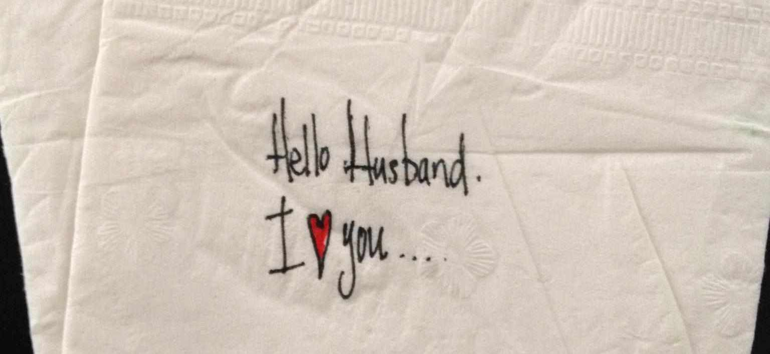short love messages for him